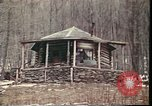 Image of Wooden houses Woodstock New York USA, 1975, second 15 stock footage video 65675022751