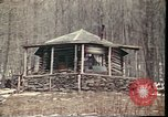 Image of Wooden houses Woodstock New York USA, 1975, second 16 stock footage video 65675022751
