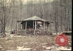 Image of Wooden houses Woodstock New York USA, 1975, second 18 stock footage video 65675022751