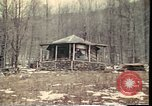 Image of Wooden houses Woodstock New York USA, 1975, second 19 stock footage video 65675022751