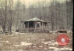 Image of Wooden houses Woodstock New York USA, 1975, second 20 stock footage video 65675022751