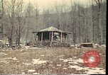 Image of Wooden houses Woodstock New York USA, 1975, second 21 stock footage video 65675022751