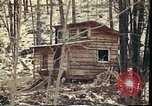 Image of Wooden houses Woodstock New York USA, 1975, second 23 stock footage video 65675022751