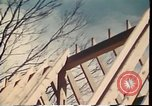 Image of Wooden houses Woodstock New York USA, 1975, second 27 stock footage video 65675022751