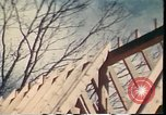 Image of Wooden houses Woodstock New York USA, 1975, second 28 stock footage video 65675022751