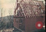 Image of Wooden houses Woodstock New York USA, 1975, second 31 stock footage video 65675022751