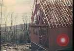 Image of Wooden houses Woodstock New York USA, 1975, second 32 stock footage video 65675022751