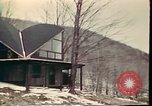 Image of Wooden houses Woodstock New York USA, 1975, second 50 stock footage video 65675022751