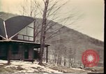 Image of Wooden houses Woodstock New York USA, 1975, second 51 stock footage video 65675022751