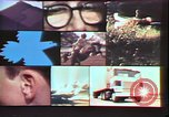 Image of Richard Buckminster Fuller United States USA, 1975, second 3 stock footage video 65675022756