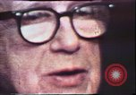 Image of Richard Buckminster Fuller United States USA, 1975, second 9 stock footage video 65675022756