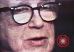 Image of Richard Buckminster Fuller United States USA, 1975, second 13 stock footage video 65675022756