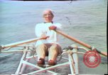 Image of Richard Buckminster Fuller United States USA, 1975, second 51 stock footage video 65675022756