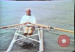 Image of Richard Buckminster Fuller United States USA, 1975, second 52 stock footage video 65675022756