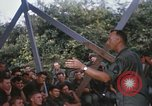 Image of 25th Infantry Division soldiers Vietnam Cu Chi, 1967, second 19 stock footage video 65675022778