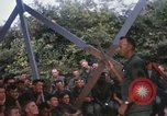 Image of 25th Infantry Division soldiers Vietnam Cu Chi, 1967, second 24 stock footage video 65675022778
