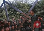 Image of 25th Infantry Division soldiers Vietnam Cu Chi, 1967, second 26 stock footage video 65675022778