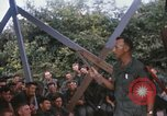 Image of 25th Infantry Division soldiers Vietnam Cu Chi, 1967, second 29 stock footage video 65675022778