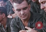 Image of 25th Infantry Division soldiers Vietnam Cu Chi, 1967, second 34 stock footage video 65675022778
