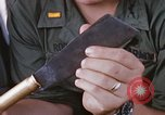 Image of 25th Infantry Division soldiers Vietnam Cu Chi, 1967, second 41 stock footage video 65675022778