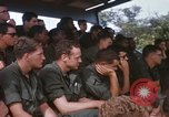 Image of 25th Infantry Division soldiers Vietnam Cu Chi, 1967, second 45 stock footage video 65675022778