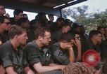 Image of 25th Infantry Division soldiers Vietnam Cu Chi, 1967, second 46 stock footage video 65675022778
