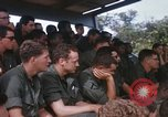 Image of 25th Infantry Division soldiers Vietnam Cu Chi, 1967, second 50 stock footage video 65675022778