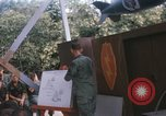 Image of 25th Infantry Division soldiers Vietnam Cu Chi, 1967, second 54 stock footage video 65675022778