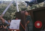 Image of 25th Infantry Division soldiers Vietnam Cu Chi, 1967, second 57 stock footage video 65675022778