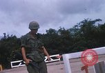 Image of 25th Infantry Division soldiers Vietnam Cu Chi, 1967, second 13 stock footage video 65675022779