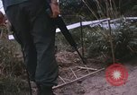 Image of 25th Infantry Division soldiers Vietnam Cu Chi, 1967, second 32 stock footage video 65675022779