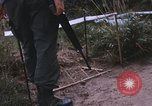 Image of 25th Infantry Division soldiers Vietnam Cu Chi, 1967, second 34 stock footage video 65675022779