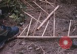 Image of 25th Infantry Division soldiers Vietnam Cu Chi, 1967, second 40 stock footage video 65675022779