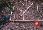 Image of 25th Infantry Division soldiers Vietnam Cu Chi, 1967, second 41 stock footage video 65675022779