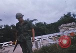 Image of 25th Infantry Division soldiers Vietnam Cu Chi, 1967, second 44 stock footage video 65675022779