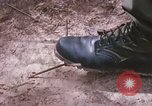 Image of 25th Infantry Division soldiers Vietnam Cu Chi, 1967, second 58 stock footage video 65675022779