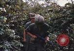 Image of 25th Infantry Division soldiers Vietnam Cu Chi, 1967, second 16 stock footage video 65675022783