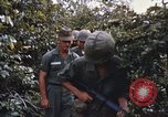 Image of 25th Infantry Division soldiers Vietnam Cu Chi, 1967, second 19 stock footage video 65675022783