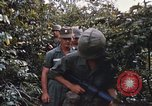 Image of 25th Infantry Division soldiers Vietnam Cu Chi, 1967, second 20 stock footage video 65675022783