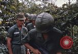 Image of 25th Infantry Division soldiers Vietnam Cu Chi, 1967, second 23 stock footage video 65675022783