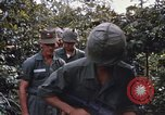 Image of 25th Infantry Division soldiers Vietnam Cu Chi, 1967, second 24 stock footage video 65675022783