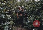 Image of 25th Infantry Division soldiers Vietnam Cu Chi, 1967, second 30 stock footage video 65675022783