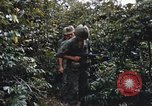 Image of 25th Infantry Division soldiers Vietnam Cu Chi, 1967, second 34 stock footage video 65675022783