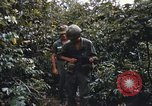 Image of 25th Infantry Division soldiers Vietnam Cu Chi, 1967, second 35 stock footage video 65675022783