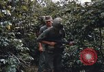 Image of 25th Infantry Division soldiers Vietnam Cu Chi, 1967, second 37 stock footage video 65675022783