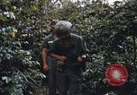 Image of 25th Infantry Division soldiers Vietnam Cu Chi, 1967, second 38 stock footage video 65675022783