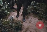 Image of 25th Infantry Division soldiers Vietnam Cu Chi, 1967, second 43 stock footage video 65675022783