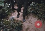 Image of 25th Infantry Division soldiers Vietnam Cu Chi, 1967, second 46 stock footage video 65675022783