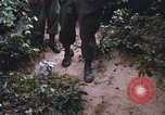 Image of 25th Infantry Division soldiers Vietnam Cu Chi, 1967, second 48 stock footage video 65675022783