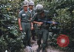 Image of 25th Infantry Division soldiers Vietnam Cu Chi, 1967, second 53 stock footage video 65675022783